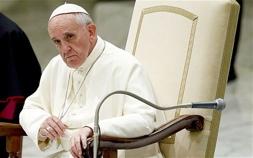 Bible too far-fetched even for me, says Pope