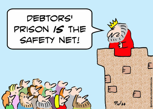 Return of debtors prisons creditors and judges prey on poor and debtors prisons spiritdancerdesigns Gallery