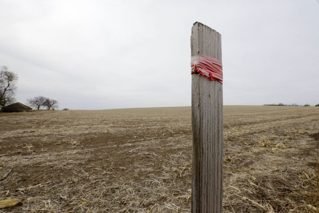 Keystone XL pipeline: TransCanada sends final offers to ...