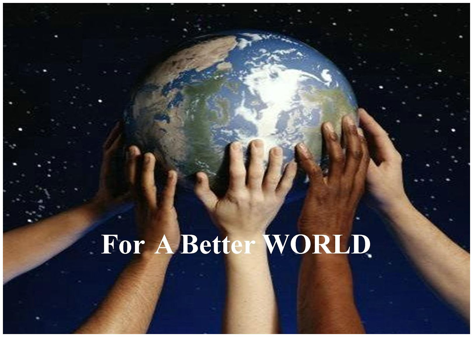 making the world a better place for children essay