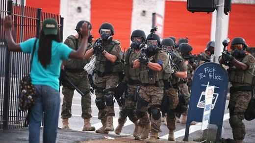 The psychopathic police state: War on Black America