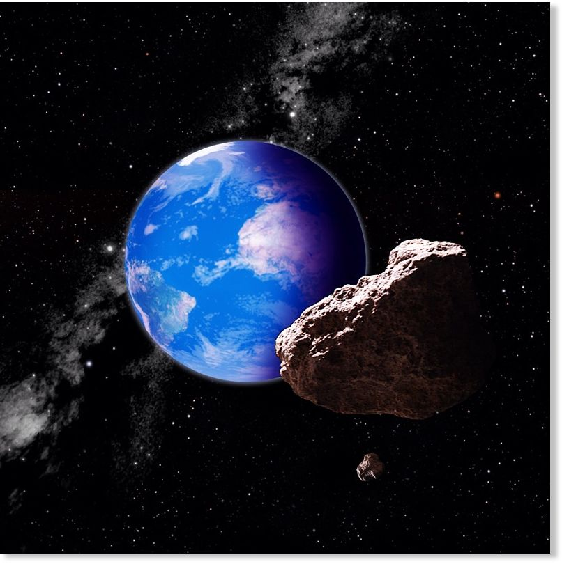 Asteroid Close Approaches For January
