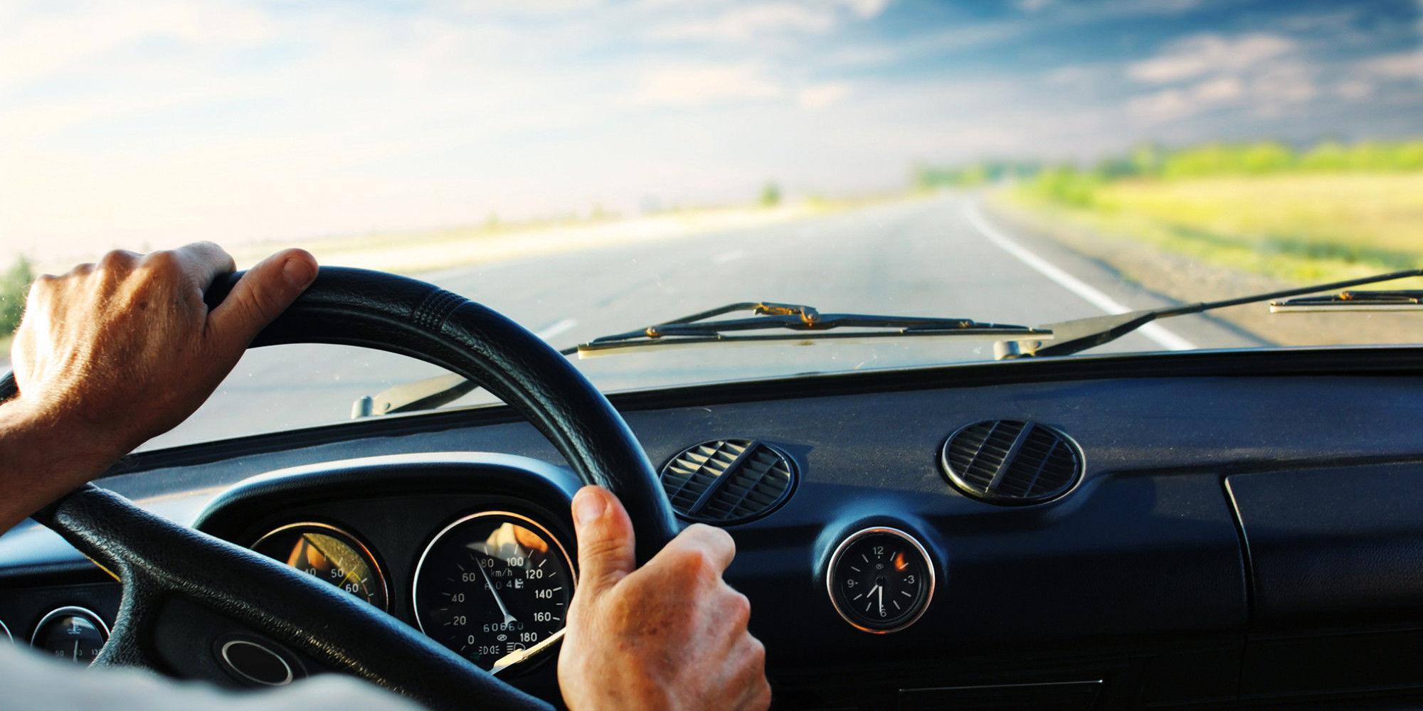 Innate Behaviour Of Reaching Determines How We Steer A Vehicle