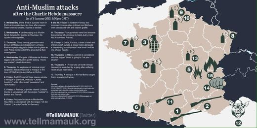 Mosque attacks Paris