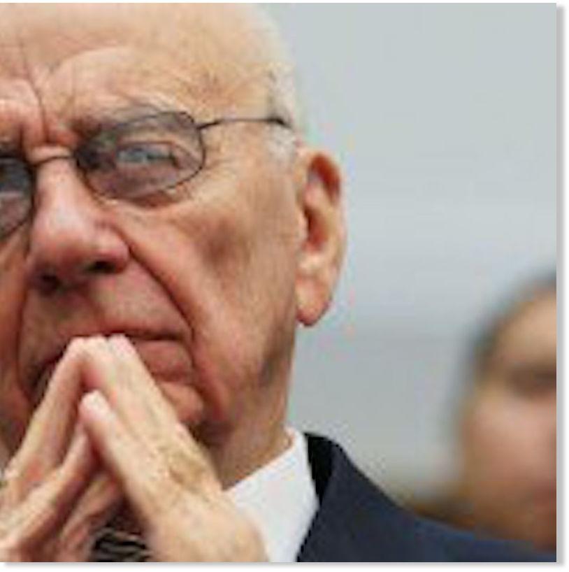Rupert Murdoch Fire >> Rupert Murdoch, corporate media propaganda, and CIA covert ops -- Puppet Masters -- Sott.net