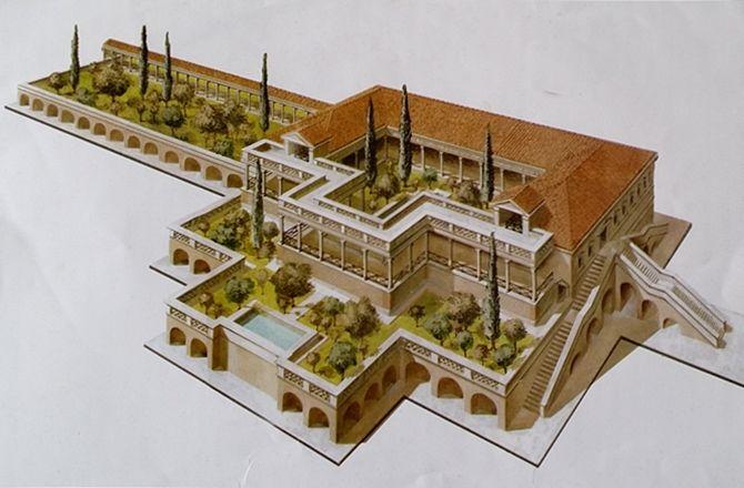 Villa of Ben-Hurs rival Messala Corvinus identified -- Secret History --...
