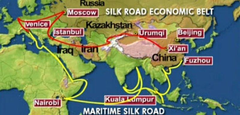 ap silk road