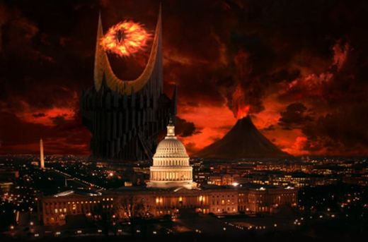 mordor washington dc