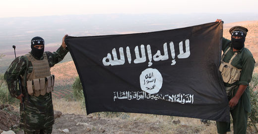 isis flag