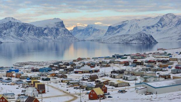 Baffin Island Weather Summer