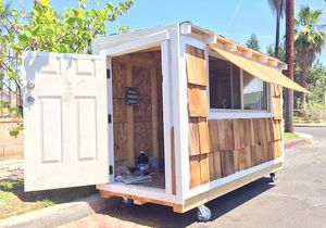 tiny house, homeless
