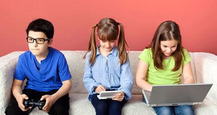 Violent Video Games Cause Behavior Problems Excessive technology u...