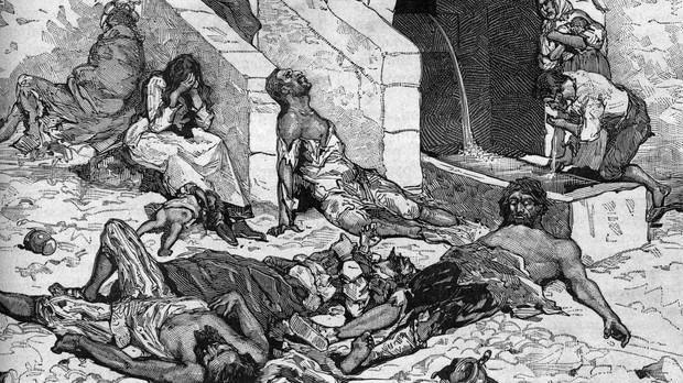 Cyclical return of 'Black Death': Scientist considers 430 BC ...