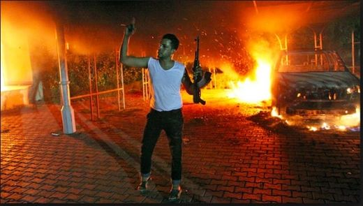 The truth about Gaddafi's Libya, NATO's bombing, and the Benghazi 'consulate' attack