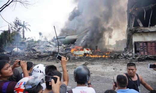 Indonesian plane crash