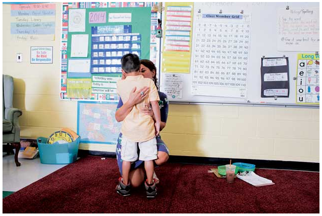 the changes in disciplining children The individuals with disabilities education act (idea 2004) – and the federal regulations that provide guidance to states on how to implement the act – contain important changes to the way schools can discipline students with disabilities.
