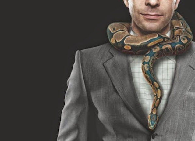 Book review of Snakes in Suits: When Psychopaths Go To Work