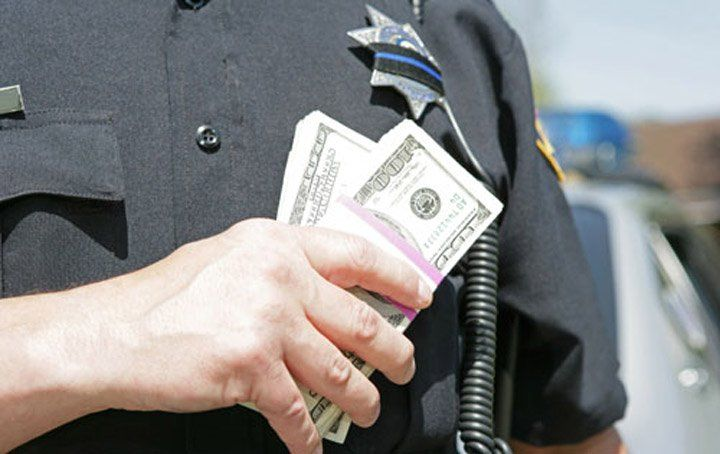 police officers are becoming more corrupt Who work to become sexually send the message to police officers that corruption will be to fellow officers, even corrupt ones more important than.