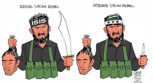 moderate rebel