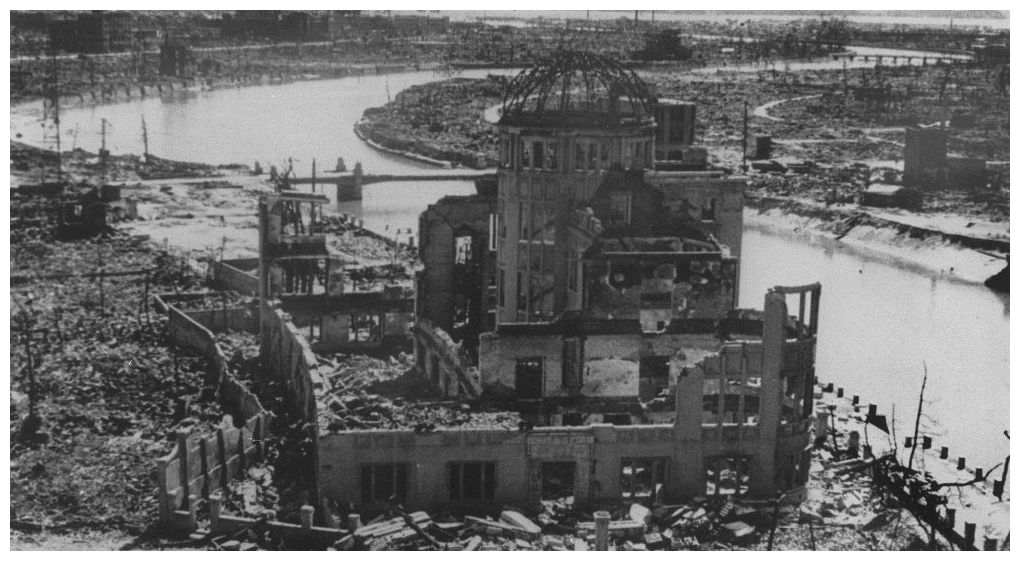 the justification of the bombing of hiroshima and nagasaki by the united states The united states justification for dropping atomic bombs on the japanese cities of hiroshima and nagasaki was that 1 the bombs' destructive power might end the war quickly 2.