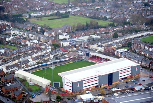 Kingsholm, Gloucester