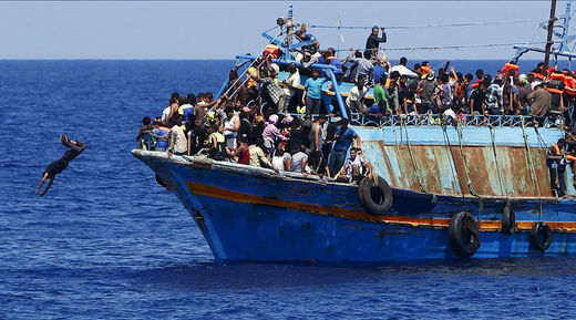 EU approves military action against migrant smugglers in Mediterranean