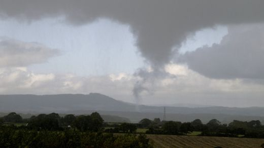 West Sussex tornado