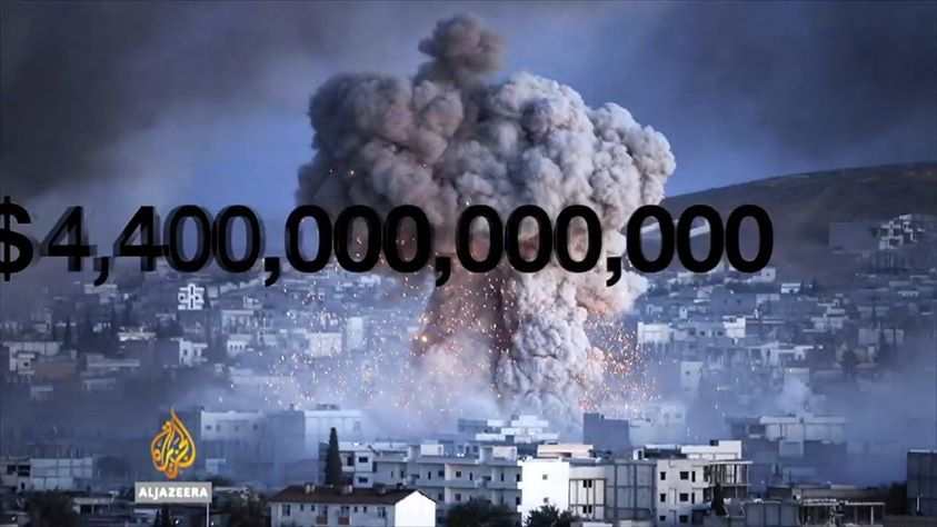 global world war concerning terror article