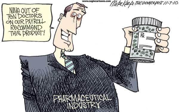 big pharma payment to doctors ile ilgili görsel sonucu