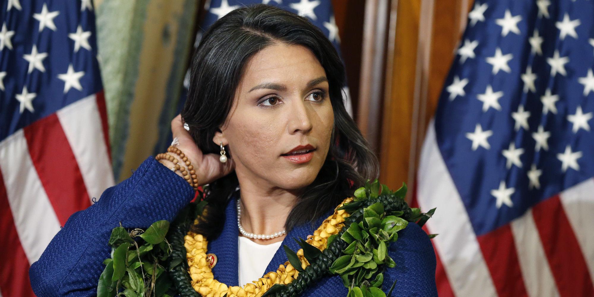 """Kandidátka na americkou prezidentku: CIA vyzbrojuje teroristy, o kterých Bílý dům tvrdí, že jsou """"našimi zapřisáhlými nepřáteli"""""""