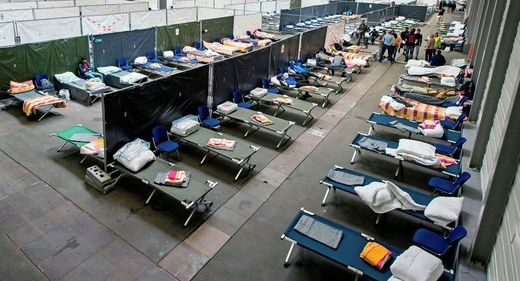 empty beds missing refugees