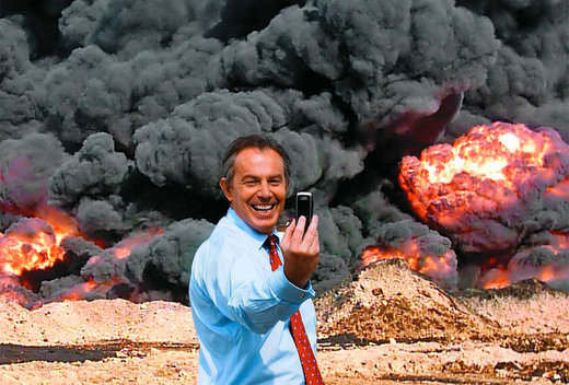 We don't need to wait for Chilcot enquiry, Blair lied about Iraq. Here's the evidence.