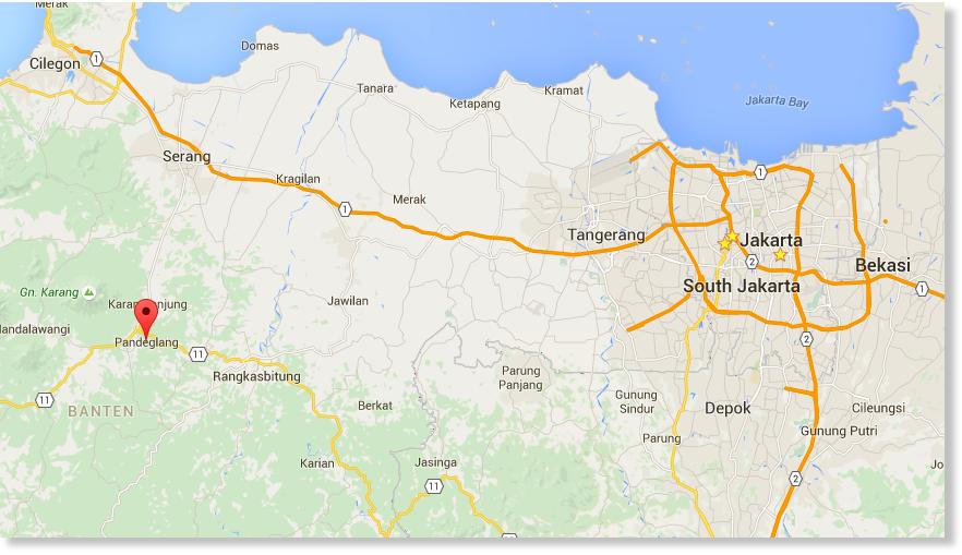 Pandeglang Indonesia  city photos : ... earthquake hits Pandeglang, Indonesia Earth Changes Sott.net