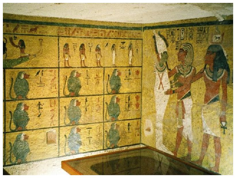 The Curse Of King Tuts Tomb Torrent: Search For Hidden Chambers In King Tut's Tomb Begins