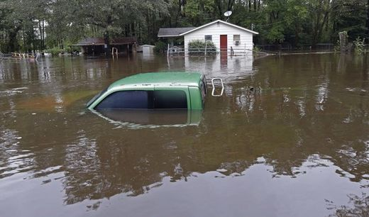 Flooding in South Carolina