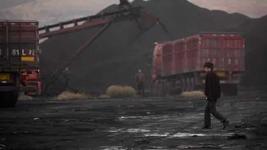 Terror attack at Chinese coal mine