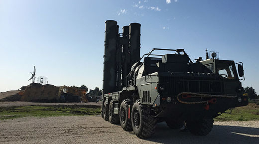 There have been no US airstrikes in Syria since Russia deployed S-400 systems