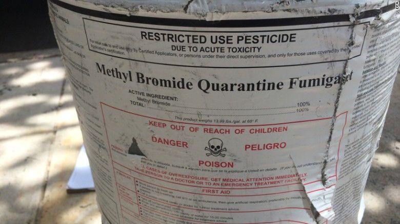 an analysis of methyl bromide ban The pesticide methyl bromide has been largely phased out of use in the united states, except for critical-use exemptions, because it is known to cause serious and potentially fatal injuries with both acute and chronic exposure.