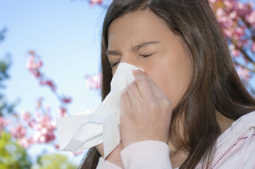 allergies, colds