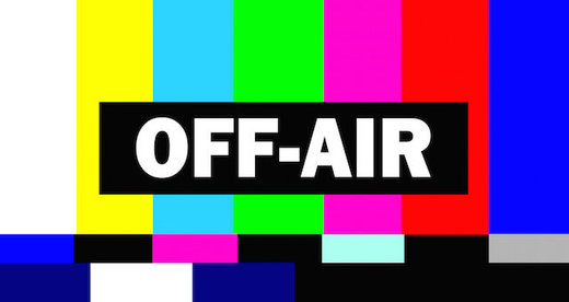 tv off air