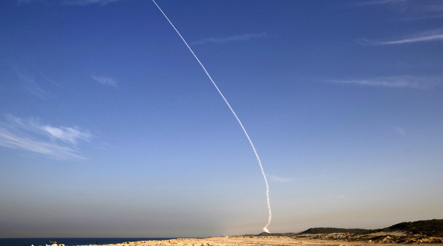 Israel successfully blows up space target with US-funded