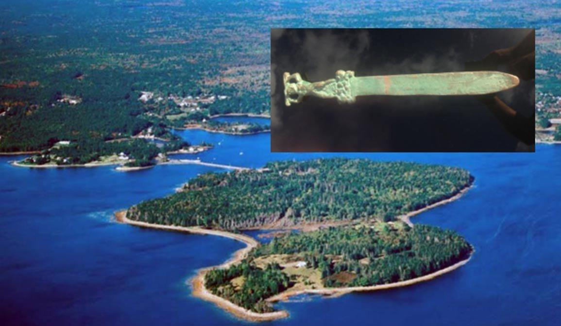 Where Is Oak Island Beach Located