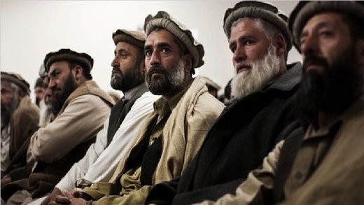 afghanistan tribe leaders