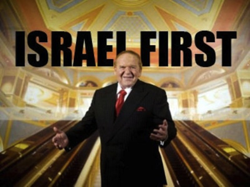 Sheldon Adelson: Israel's elephant in the room at the GOP ...
