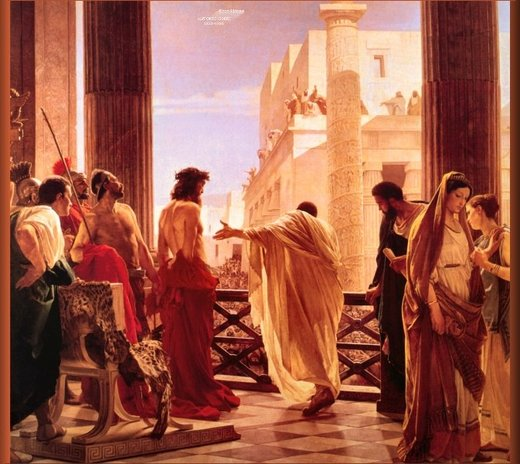 Behind the Headlines: Who was Jesus? Examining the evidence that Christ may in fact have been Caesar!