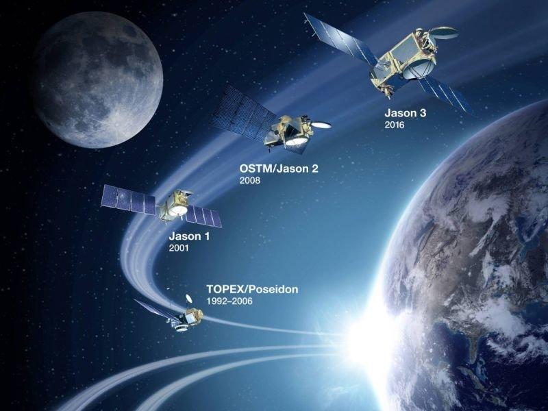Meet Jason 3 Nasa S Newest Ocean Monitoring Satellite