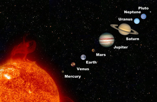 history about the nine planets - photo #13