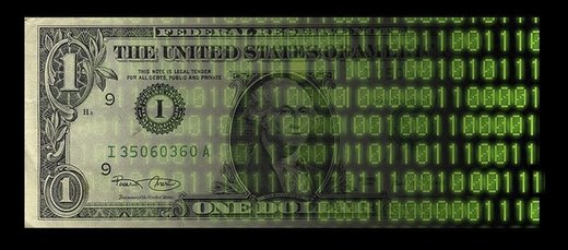 Electronic-Money graphic