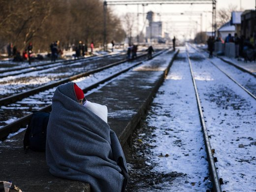 European governments' first steps towards a refugee 'final solution'
