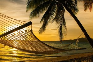relaxation beach mindfulness
